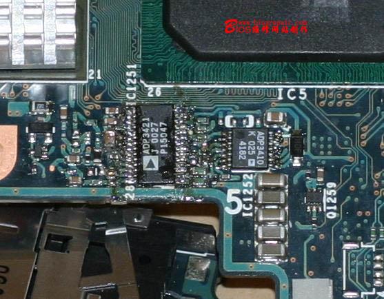 ibm a21m电源芯片的更换